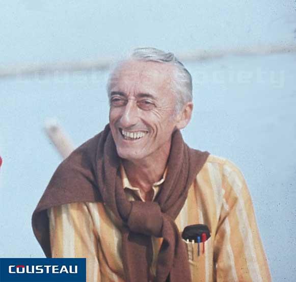Jacques-Yves Cousteau 20 ans après, l'hommage de Francine Cousteau - Equipe  Cousteau
