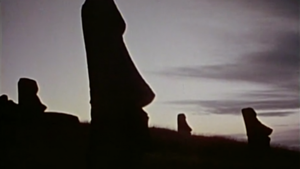 Cousteau Weekend, Calypso Adventure: Episode 4, Blind prophets of Easter island