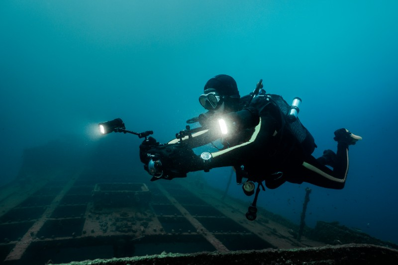 Project Hermes: Cousteau Divers wants to dive to measure the ocean's temperature